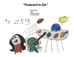 Fall 2019 Postcard